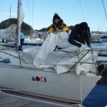 青木ヨット☆関東レースチーム 2012年1月7日