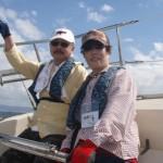 青木ヨット体験セーリング