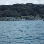 8.保田漁港の入り口