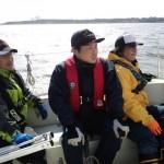 青木ヨットスクールSBD東京 2012年3月31日~4月1日
