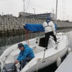 青木ヨットスクール SBD大阪コース 2012年5月