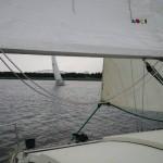 青木ヨット体験セーリング(東京) 2012年7月22日