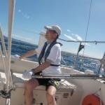 青木ヨット 体験セーリング 大阪田尻校 2012年7月16日