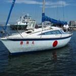青木ヨットスクール プラクティス 関東 2012年9月24日