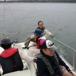 青木ヨットスクール BKB東京 2012年10月14日