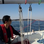 青木ヨット★関東レースチーム 2012年10月21日