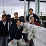 青木ヨット★関東ベーシック・レースチーム(2期生) 2012年11月3日