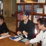 青木ヨット★関東ベーシック・レースチーム(2期生)自主練習 2012年11月23日