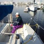 青木ヨットスクール SBD東京コース 2013年1月13日