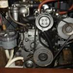 清水間接冷却エンジン
