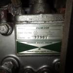 エンジン ヤンマー2GM20F