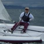 Zen15・クルージング・ディンギー ヨット、モーターボートの雑誌「Kazi」 取材