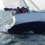 Zen24、納艇・進水 2013年1月21日 (1)