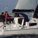 Zen24、納艇・進水 2013年1月21日 (3)