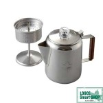 logos stainless parcolater