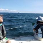 青木ヨット体験セーリング 横須賀 2011年9月