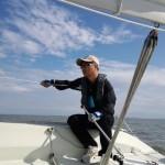 青木ヨット体験セーリング 2011年9月25日 東京