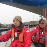 青木ヨットスクールSBD大阪 2012年2月