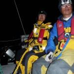 瀬戸内海での夜間航海