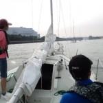 青木ヨットスクール SBD東京 2012年6月