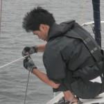 青木ヨットスクール BKBプライベートコース 2012年7月1日