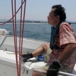 青木ヨットスクール プラクティスコース 大阪 2012年7月27日