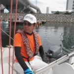 青木ヨットスクール プラクティス大阪 2012年8月6日