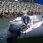 青木ヨットスクールSBD前期・後期 大阪田尻校 2012年8月