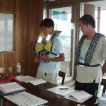 青木ヨットスクール SBD前期・東京コース 2012年8月18日