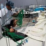 青木ヨットスクール BKB前期・東京コース 2012年9月8日