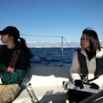 青木ヨットスクールBasic Crew東京コース 2012年11月10日