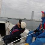 青木ヨットスクールSBD大阪 2012年11月11日