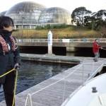 青木ヨットスクール SBD東京 2012年12月9日