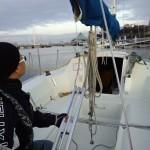 青木ヨットスクール SBD東京(前期)コース 2012年12月22日