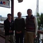 青木ヨットスクール プラクティス大阪コース 2012年12月2日