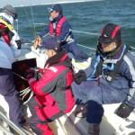 青木ヨットスクール IQC大阪コース 2013年2月18日