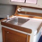 青木ヨット中古艇 フリーダム22