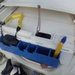 航海に便利な小物入れ